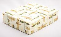 """Подарочная коробка """"Dragon-flies"""" (16,5х20х5 см)"""