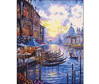 "Картина по номерам ""Любимая венеция"" (400x500 мм)"