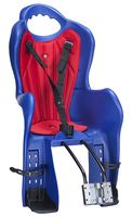 """Кресло велосипедное детское """"ELIBAS T"""" (синее)"""