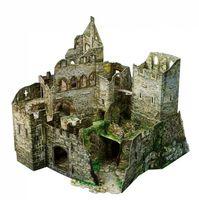 """Сборная модель из картона """"Руины замка"""""""