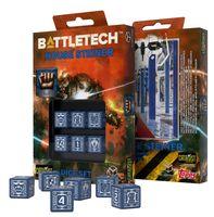 """Набор кубиков D6 """"Battletech. House Steiner"""" (6 шт.; синий)"""