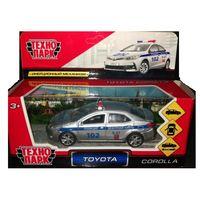"""Модель машины """"Toyota Corolla. Полиция"""" (арт. COROLLA-P)"""