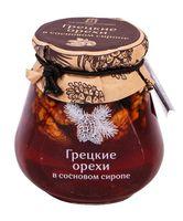 """Варенье """"Косьминский гостинец. Грецкие орехи в сосновом сиропе"""" (290 г)"""