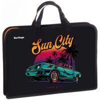 """Папка-портфель """"Sun City"""" (А4)"""