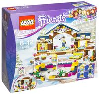 "LEGO Friends ""Горнолыжный курорт: каток"""