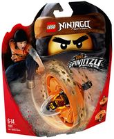 "LEGO Ninjago ""Коул — мастер Кружитцу"""