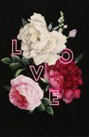"Обложка для паспорта ""Love and flowers"""