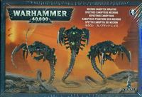 """Набор миниатюр """"Warhammer 40.000. Necrons Canoptek Wraiths"""" (49-14)"""