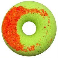 """Бомбочка для ванны """"Персиковый пончик с киви"""" (140 г)"""