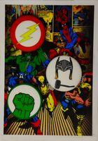 """Набор значков """"Marvel"""" (499)"""
