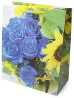 Пакет бумажный подарочный (26x32x13 см; арт. 3063 L)