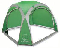 "Тент-шатер ""Пергола"" (зеленый/свет.серый)"
