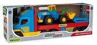 """Игровой набор """"Автовоз и трактор. Super Truck"""""""