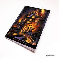 "Блокнот белый ""Mortal Kombat"" А7 (920)"