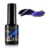 """Гель-лак для ногтей """"3D Cat Eye"""" тон: 801"""