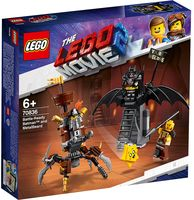 """LEGO The Lego Movie 2 """"Боевой Бэтмен и Железная борода"""""""