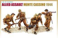 "Набор миниатюр ""Allied Assault Monte Cassino 1944"" (масштаб: 1/35)"