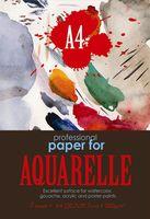 Папка для рисования акварелью (А4; 7 листов)
