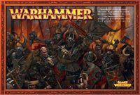 "Набор миниатюр ""Warhammer FB. Warriors Of Chaos Regiment"" (83-06)"
