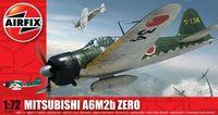 "Истребитель ""Mitsubishi A6M2b Zero"" (масштаб: 1/72)"