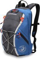 Рюкзак WENGER (14 литров, серый/синий)