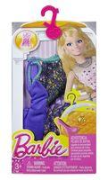 """Одежда для куклы """"Барби. Сиреневое платье"""""""