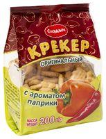 """Крекер """"С ароматом паприки"""" (200 г)"""