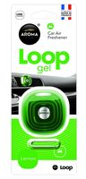 """Ароматизатор для автомобиля """"Loop Gel"""" (lemon)"""