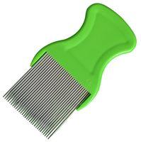 Гребень для волос педикулидный (9х4,8 см)