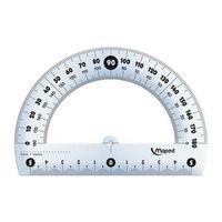 Транспортир (10 см; 180 градусов)