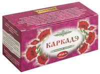 """Чай красный """"Люта. Каркадэ"""" (20 пакетиков)"""
