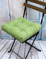 """Подушка на стул """"Velours"""" (40х40 см; фисташковая)"""