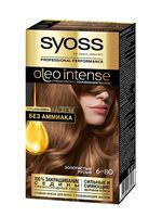 """Краска для волос """"Oleo intense"""" тон: 6-80, золотистый русый"""