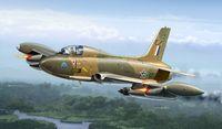 "Самолет ""MB 326K Impala"" (масштаб: 1/48)"