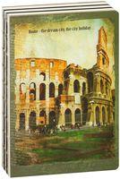 """Записная книжка """"Итальянские пейзажи №2"""" (А5; 128 листов)"""