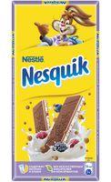 """Шоколад молочный """"Nesquik. С ягодами и злаками"""" (100 г)"""