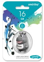 USB Flash Drive 16Gb SmartBuy Wild series (Hippo)