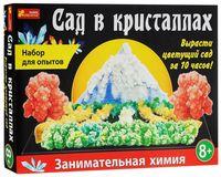 """Набор для выращивания кристаллов """"Сад в кристаллах"""""""