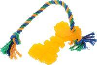 "Игрушка для собак ""Ключ с канатом"" (10,5х6,2х1,4 см)"