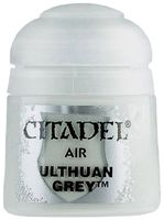 "Краска для аэрографа ""Citadel Air"" (ulthuan grey; 12 мл)"