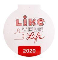"""Календарь на магните на 2020 год """"Modern"""" (14х14 см)"""
