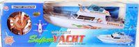 """Яхта на радиоуправлении """"Super Yacht"""""""