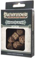 "Набор кубиков ""Pathfinder. Giant Slayer"" (7 шт.)"