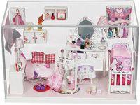"""Набор для изготовления миниатюры """"Комната принцессы"""""""