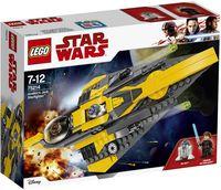 """LEGO Star Wars """"Звёздный истребитель Энакина"""""""