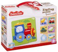 """Набор пазлов """"Baby toys. Транспорт"""" (18 элементов)"""