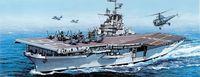 "Авианосец ""U.S.S. Antietam CV-36"" (масштаб: 1/700)"