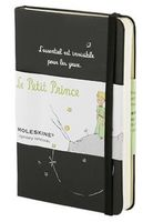 "Записная книжка ""Le Petit Prince"" (А5; черная)"