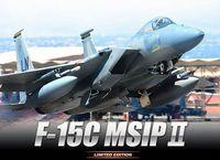 Самолет F-15С MSIP II (масштаб: 1/48)