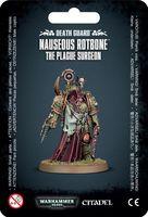 Warhammer 40.000. Death Guard. Nauseous Rotbone. The Plague Surgeon (43-29)
